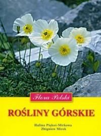 Rośliny górskie - okładka książki