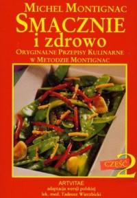 Smacznie i zdrowo cz. 2 - okładka książki