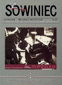 Sowiniec 2006/29 - okładka książki