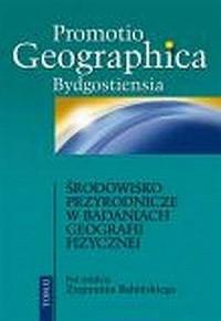 Środowisko przyrodnicze w badaniach geografii fizycznej - okładka książki