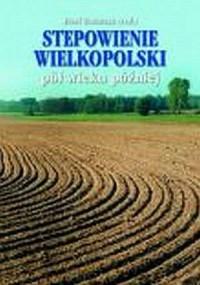 Stepowienie Wielkopolski pół wieku później - okładka książki