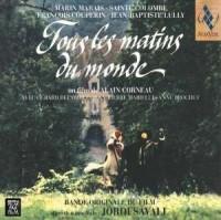 Tous les Matins du Monde  Wszystkie poranki świata - okładka płyty