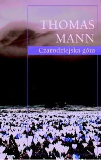 Czarodziejska góra - okładka książki