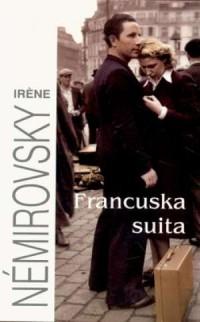 Francuska suita - okładka książki