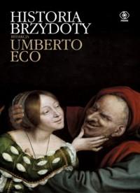Historia brzydoty - Umberto Eco - okładka książki