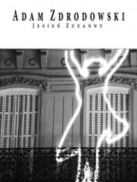 Jesień Zuzanny - okładka książki