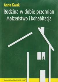 okładka książki - Rodzina w dobie przemian. Małżeństwo