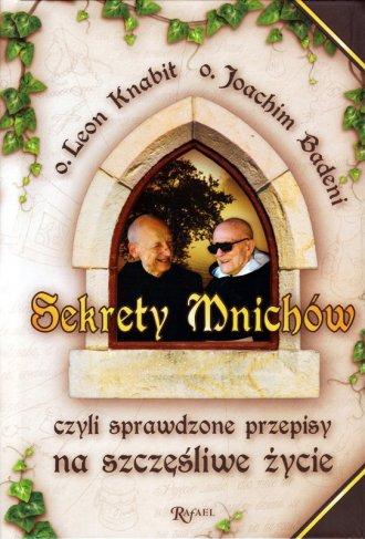 Sekrety mnichów czyli sprawdzone - okładka książki