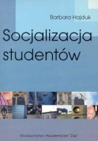 Socjalizacja studentów. Badania panelowe studentów Zielonej Góry - okładka książki