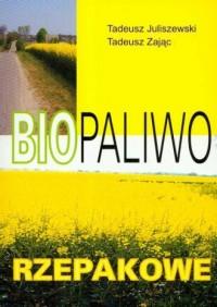 Biopaliwo rzepakowe - okładka książki