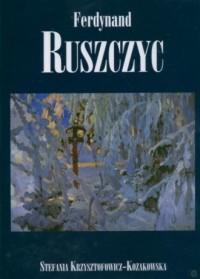Ferdynand Ruszczyc - okładka książki