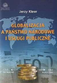 Globalizacja a państwo narodowe i usługi publiczne - okładka książki