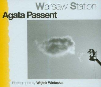 Stacja Warszawa (wersja ang.) - okładka książki