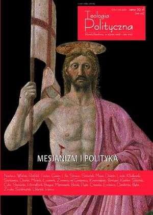 Teologia Polityczna nr 4. Mesjanizm - okładka książki