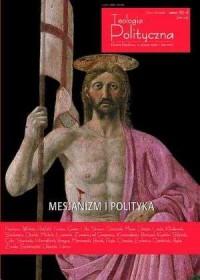 Teologia Polityczna nr 4. Mesjanizm i polityka - okładka książki