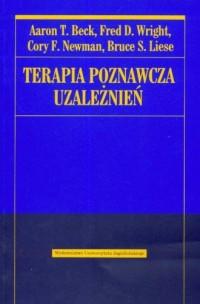 Terapia poznawcza uzależnień - okładka książki