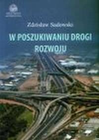 W poszukiwaniu drogi rozwoju - okładka książki