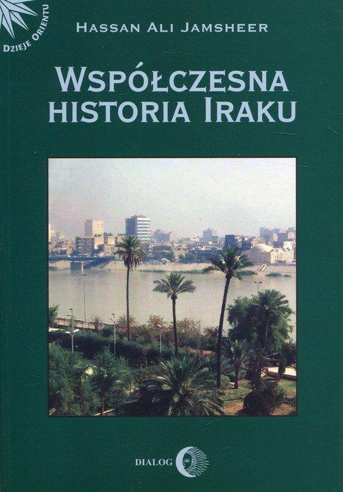 Współczesna historia Iraku - okładka książki