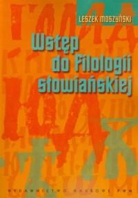 Wstęp do filologii słowiańskiej - okładka książki