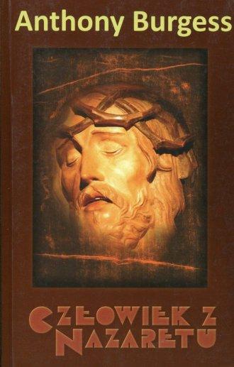 Człowiek z Nazaretu - okładka książki