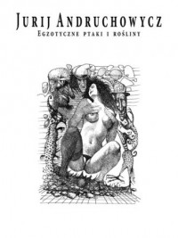 Egzotyczne ptaki i rośliny - okładka książki