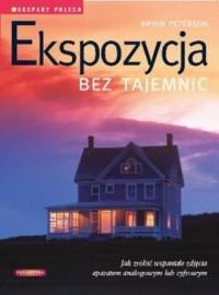 Ekspozycja bez tajemnic - okładka książki