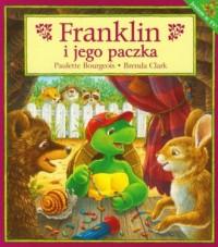 Franklin i jego paczka - okładka książki