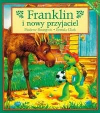 Franklin i nowy przyjaciel - okładka książki