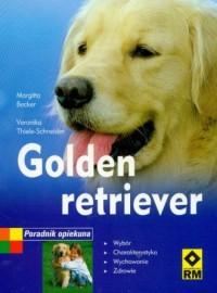 Golden Retriver. Poradnik opiekuna - okładka książki