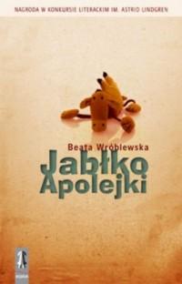 Jabłko Apolejki - okładka książki