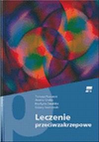 Leczenie przeciwzakrzepowe - okładka książki