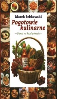 Pogotowie kulinarne. Dania na każdą okazję - okładka książki