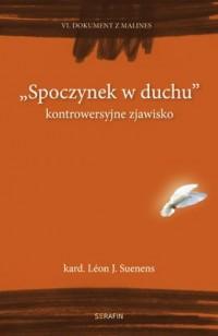 Spoczynek w Duchu - kontrowersyjne - okładka książki