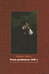 Uczta grudniowa 1840 r - okładka książki