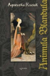 Animula Blandula - okładka książki