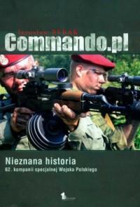 Commando.pl - okładka książki
