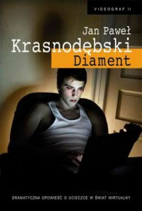 Diament - okładka książki