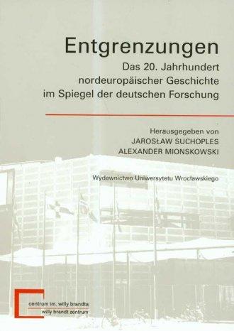 Entgrenzungen. Das 20. Jahrhunderd - okładka książki