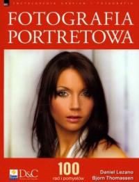Fotografia portretowa. 100 rad i pomysłów - okładka książki