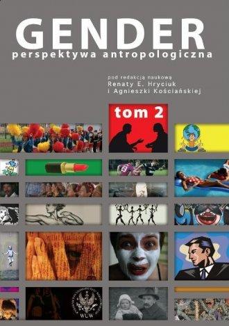 Gender. Perspektywa antropologiczna. - okładka książki
