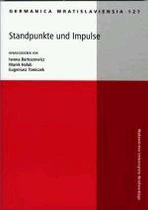 Germanica Wratislaviensia 127. - okładka książki
