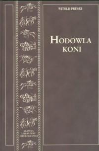 Hodowla koni - okładka książki