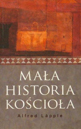 Mała historia Kościoła - okładka książki