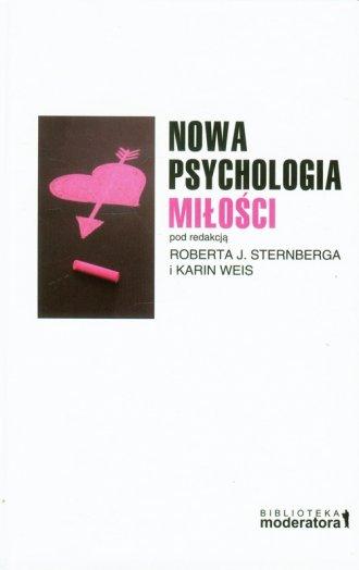 Nowa psychologia miłości - okładka książki