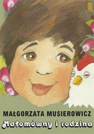 ksi��ka -  Ma�om�wny i rodzina - Ma�gorzata Musierowicz