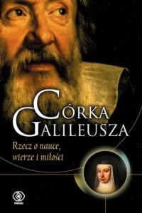 Córka Galileusza - okładka książki