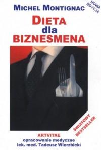 Dieta dla biznesmena - okładka książki