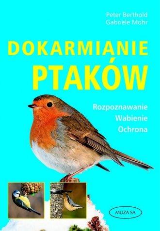 Dokarmianie ptaków - okładka książki