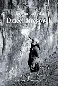 Dzieci Kresów II - okładka książki