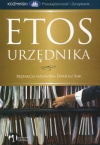 Etos urzędnika - okładka książki